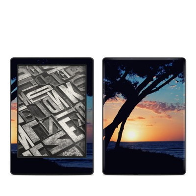 Amazon Kindle 8th Gen Skin - Mallorca Sunrise