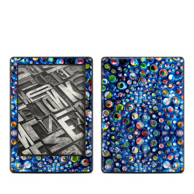 Amazon Kindle 8th Gen Skin - My Blue Heaven