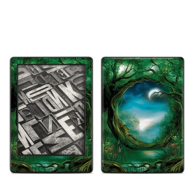 Amazon Kindle 8th Gen Skin - Moon Tree