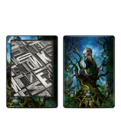 Amazon Kindle 8th Gen Skin - Nightshade Fairy