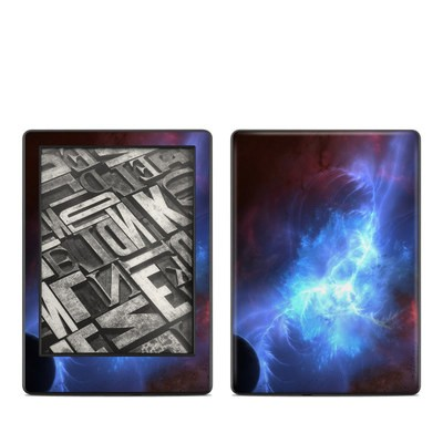 Amazon Kindle 8th Gen Skin - Pulsar