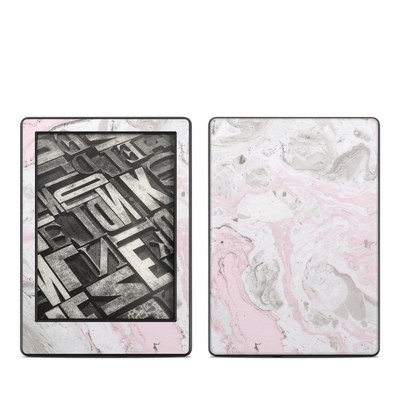 Amazon Kindle 8th Gen Skin - Rosa Marble