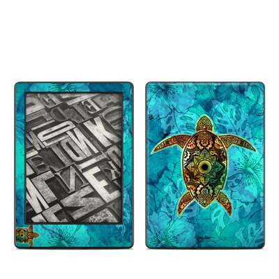 Amazon Kindle 8th Gen Skin - Sacred Honu
