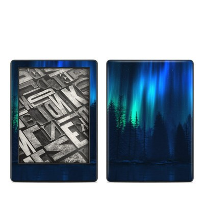 Amazon Kindle 8th Gen Skin - Song of the Sky