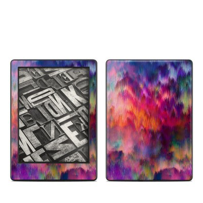 Amazon Kindle 8th Gen Skin - Sunset Storm