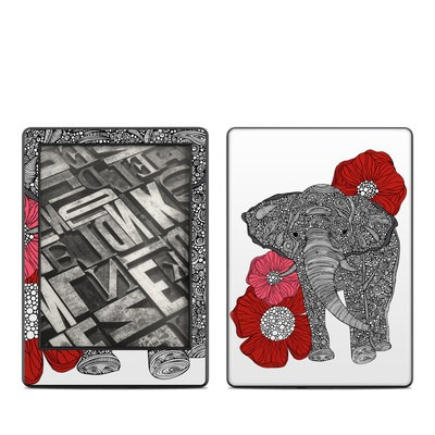 Amazon Kindle 8th Gen Skin - The Elephant