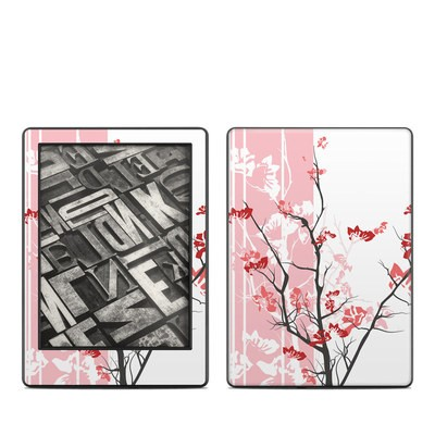 Amazon Kindle 8th Gen Skin - Pink Tranquility