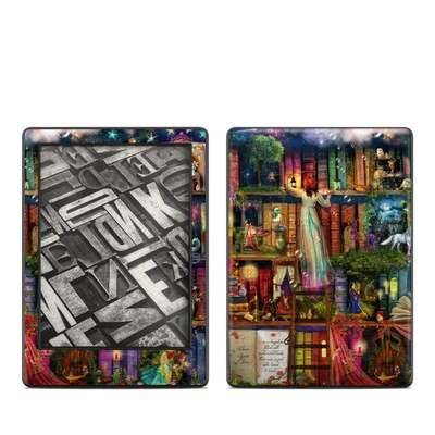 Amazon Kindle 8th Gen Skin - Treasure Hunt
