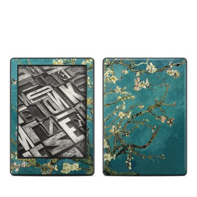 Amazon Kindle 8th Gen Skin - Blossoming Almond Tree