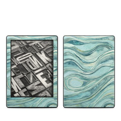 Amazon Kindle 8th Gen Skin - Waves