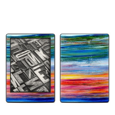 Amazon Kindle 8th Gen Skin - Waterfall