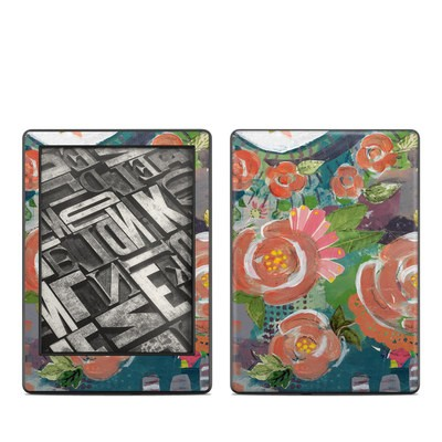 Amazon Kindle 8th Gen Skin - Wild and Free