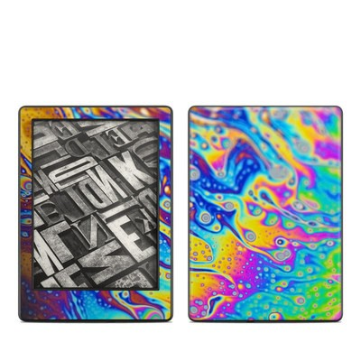 Amazon Kindle 8th Gen Skin - World of Soap