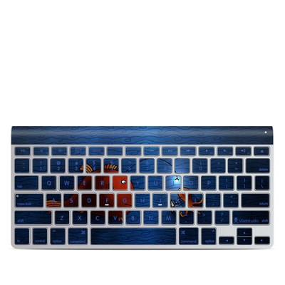Apple Wireless Keyboard Skin - Angler Fish