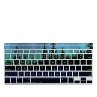 Apple Wireless Keyboard Skin - Aurora