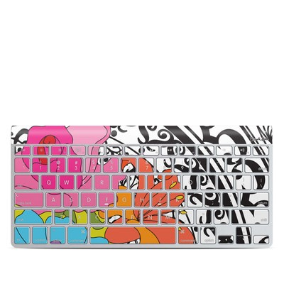 Apple Wireless Keyboard Skin - Barcelona