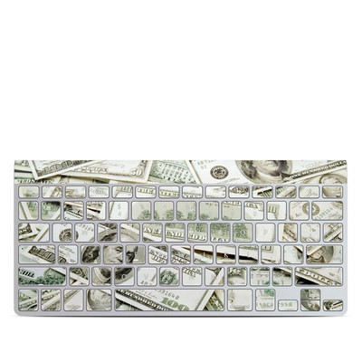 Apple Wireless Keyboard Skin - Benjamins