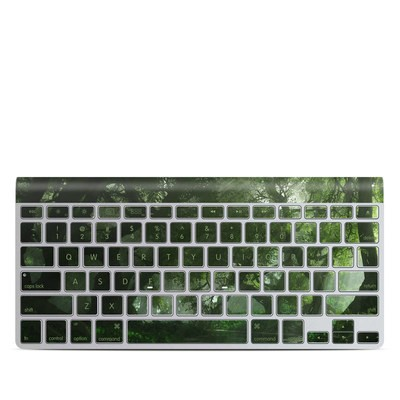 Apple Wireless Keyboard Skin - Canopy Creek Spring