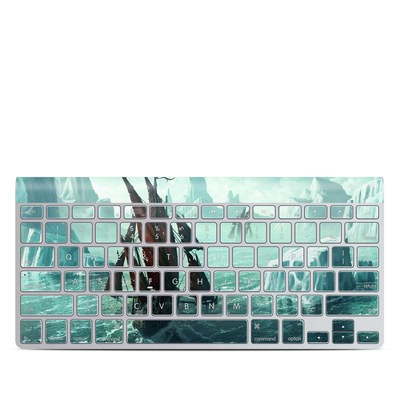 Apple Wireless Keyboard Skin - Into the Unknown