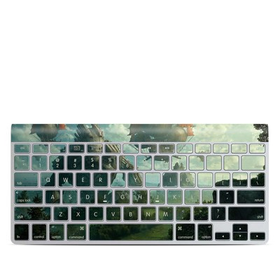 Apple Wireless Keyboard Skin - Invasion