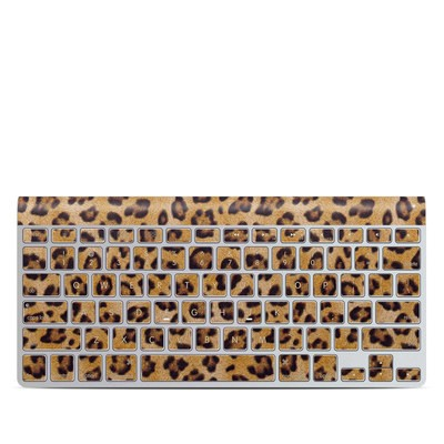 Apple Wireless Keyboard Skin - Leopard Spots