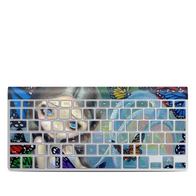 Apple Wireless Keyboard Skin - Mermaid