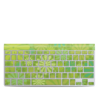 Apple Wireless Keyboard Skin - Lime Punch