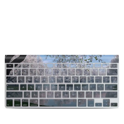 Apple Wireless Keyboard Skin - Sakura
