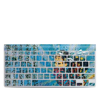 Apple Wireless Keyboard Skin - Samurai Honor