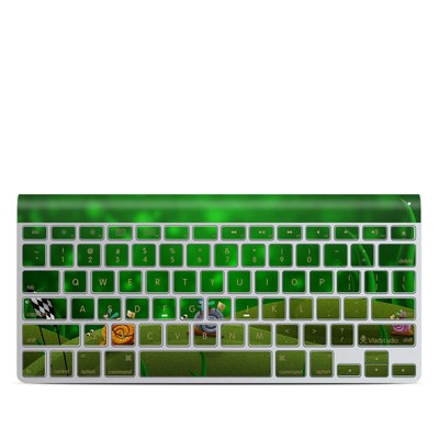 Apple Wireless Keyboard Skin - Snail Race