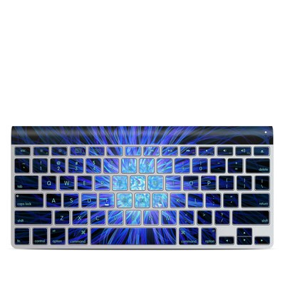 Apple Wireless Keyboard Skin - Something Blue