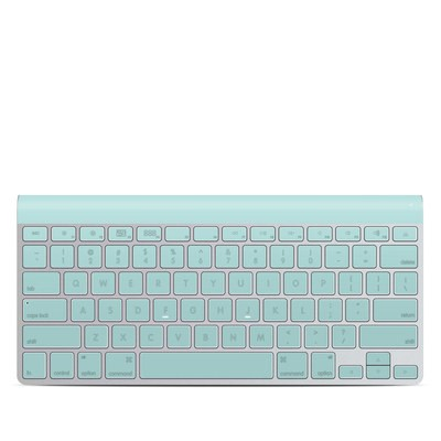 Apple Wireless Keyboard Skin - Solid State Mint