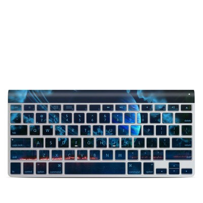 Apple Wireless Keyboard Skin - Thetis Nightfall