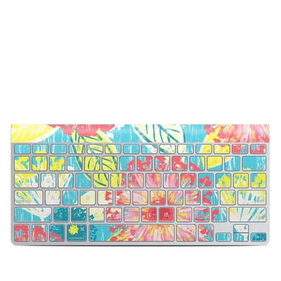 Apple Wireless Keyboard Skin - Tickled Peach