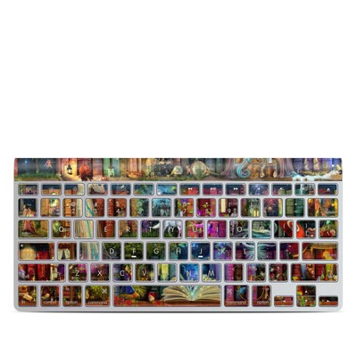 Apple Wireless Keyboard Skin - Treasure Hunt