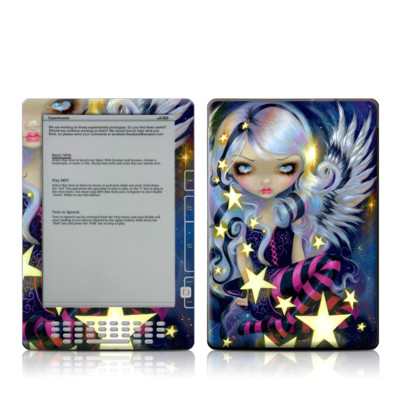 Kindle DX Skin - Angel Starlight