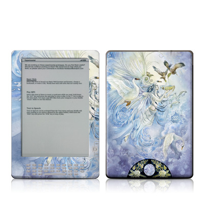 Kindle DX Skin - Aquarius