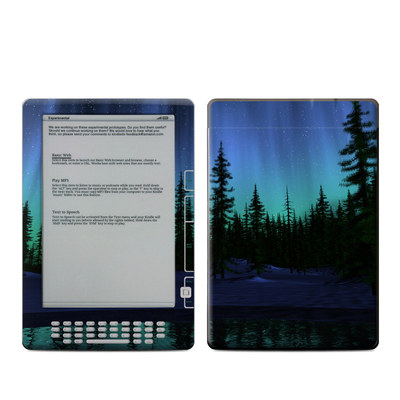 Kindle DX Skin - Aurora