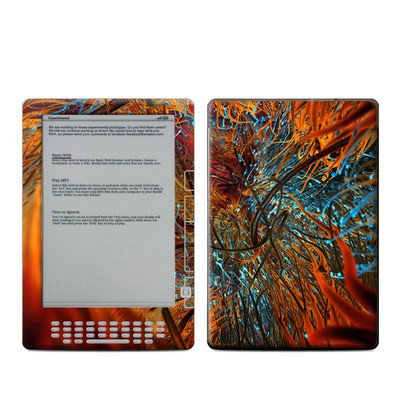 Kindle DX Skin - Axonal