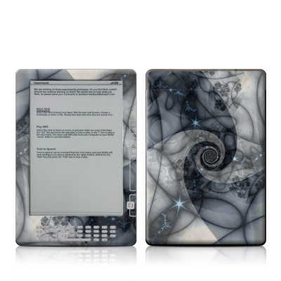 Kindle DX Skin - Birth of an Idea