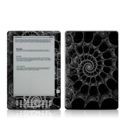 Kindle DX Skin - Bicycle Chain