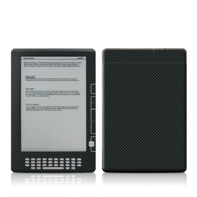 Kindle DX Skin - Carbon