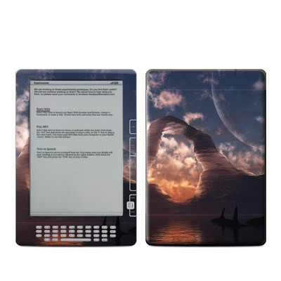 Kindle DX Skin - Circumpolar