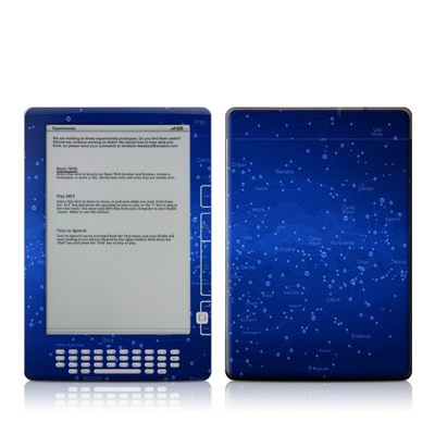 Kindle DX Skin - Constellations