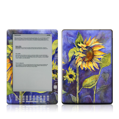 Kindle DX Skin - Day Dreaming