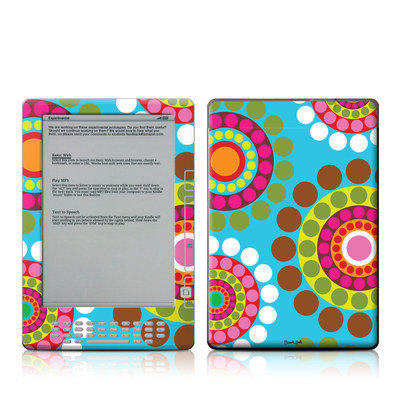 Kindle DX Skin - Dial