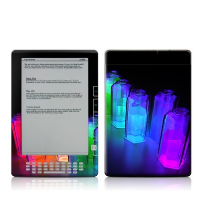 Kindle DX Skin - Dispersion