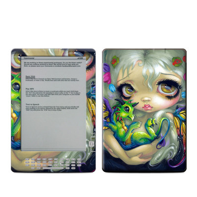 Kindle DX Skin - Dragonling