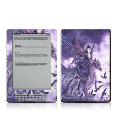 Kindle DX Skin - Dragon Sentinel