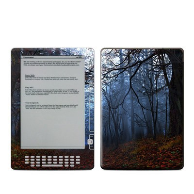 Kindle DX Skin - Elegy